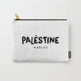 Nablus x Palestine Carry-All Pouch
