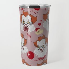 Pennywise pattern Travel Mug