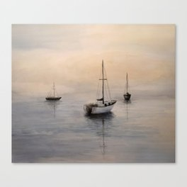 Sea View 271 Canvas Print