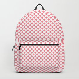 Conch Shell Polka Dots Backpack
