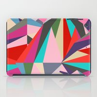 battlefield iPad Cases featuring The Battlefield by Norman Duenas