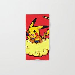 Pikagoku - Parody Hand & Bath Towel