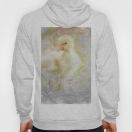 Artistic Animal Chick Hoody