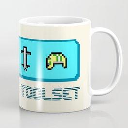 A Hero's Toolset Coffee Mug