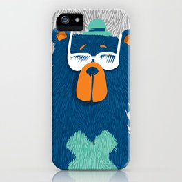 Be wild iPhone Case