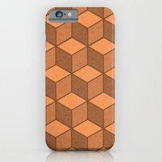 Sand Cubes iPhone 6s Slim Case