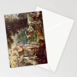 The Three Graces Stationery Cards