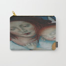 Angel in London Carry-All Pouch