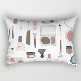 Let's Makeup Rectangular Pillow