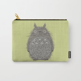Avocado Totoro Carry-All Pouch