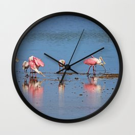 C'Mon Lester--Let's Get This Party Started Wall Clock
