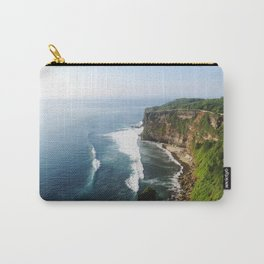 View From Uluwatu Temple Pt. 1 Carry-All Pouch