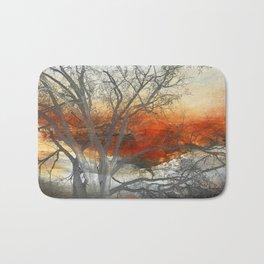 Sunset Print  Bath Mat