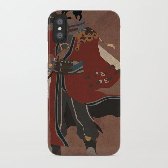 Auron iPhone Case