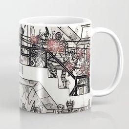 Super Jail 2000 Coffee Mug