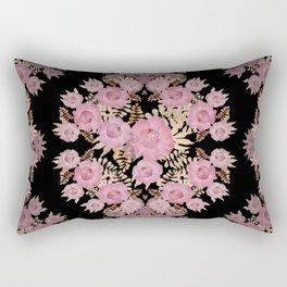 Autumn bouquet. Rectangular Pillow