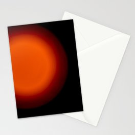 Luces y colores Stationery Cards