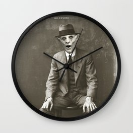ALIAS, NOSFERATU Wall Clock