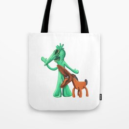 Gumbyjuice Tote Bag