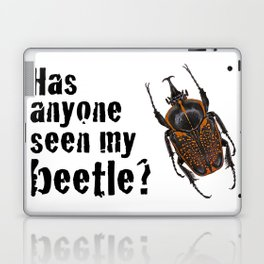 Beetle Search Laptop & iPad Skin