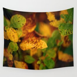Edge of Autumn Wall Tapestry