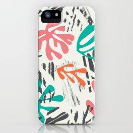 Matisse Pattern 011 iPhone Case
