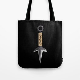 Flying Thunder God Kunai Tote Bag