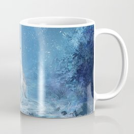 A wolf's tale Coffee Mug