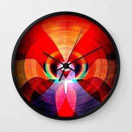 Meric Vivid Color Wall Clock
