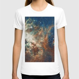 Space Nebula, Star and Space, A View of Galaxy and Outerspace T-shirt