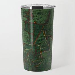 Paul Klee - Versprengter Reiter - Rider Astray Travel Mug