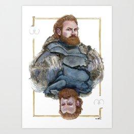 Giantsbane Art Print