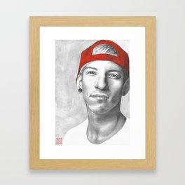 joshua dun Framed Art Print
