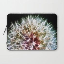Fractal dandelion Laptop Sleeve