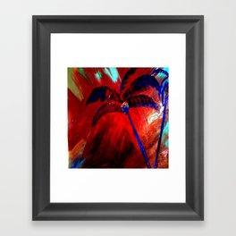 Royal Palms Framed Art Print