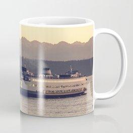 Puget Sound Ferry Coffee Mug