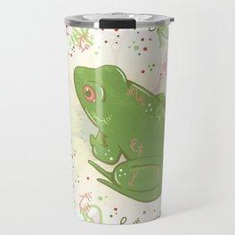 Little Frog Travel Mug
