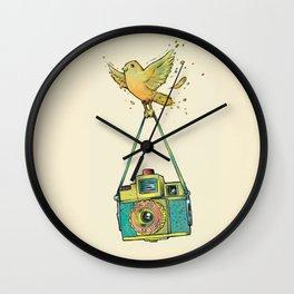 Lomofun Wall Clock