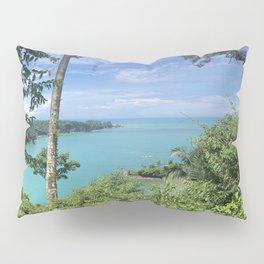 Costa Rican Ocean Views Pillow Sham