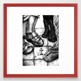 Pathfinder Cronicle #10 Framed Art Print