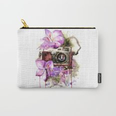 flower camera Carry-All Pouch