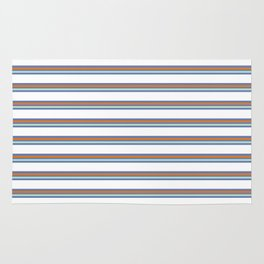 Cool Stripes Rug