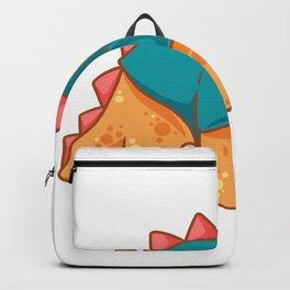 Dinosaurs school enrollment first gift idea Backpack