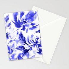Blue Lya Stationery Cards
