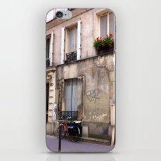 Paris Sidewalks iPhone & iPod Skin