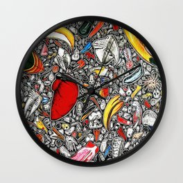 Smell Wall Clock