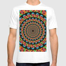 Mandala - Visual Eliment Art T-shirt