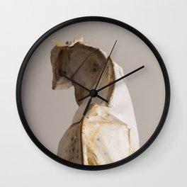 Mongrel Grey Wall Clock