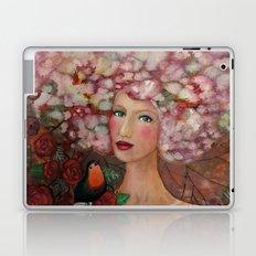 head in the cloud Laptop & iPad Skin