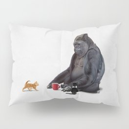 I Should, Koko (Wordless) Pillow Sham